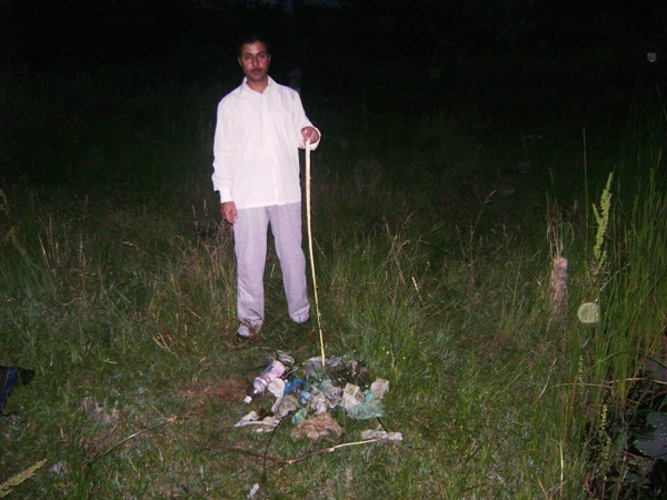 Polythene in kashmir